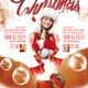 Christmas Template Party - GraphicRiver Item for Sale