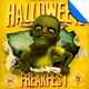 Halloween Freak Fest Flyer Template
