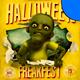 Halloween Freak Fest Flyer Template