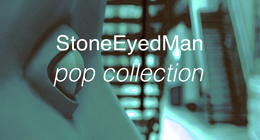 StoneEyedMan pop collection