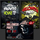 Halloween Party Flyer Bundle - GraphicRiver Item for Sale