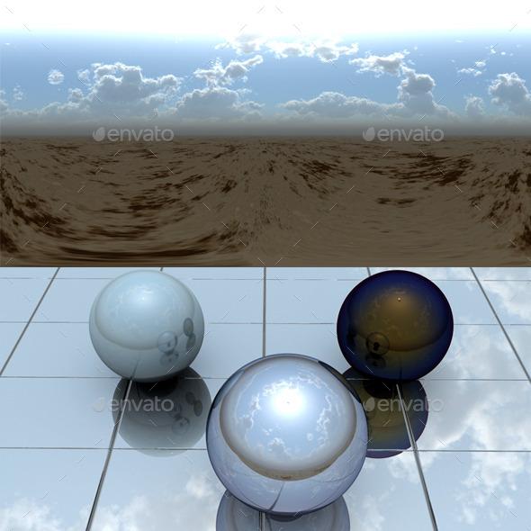 Desert 149 - 3DOcean Item for Sale