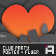 Lovejoy • Club Flyer & Poster - GraphicRiver Item for Sale