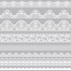 Lace Borders - GraphicRiver Item for Sale