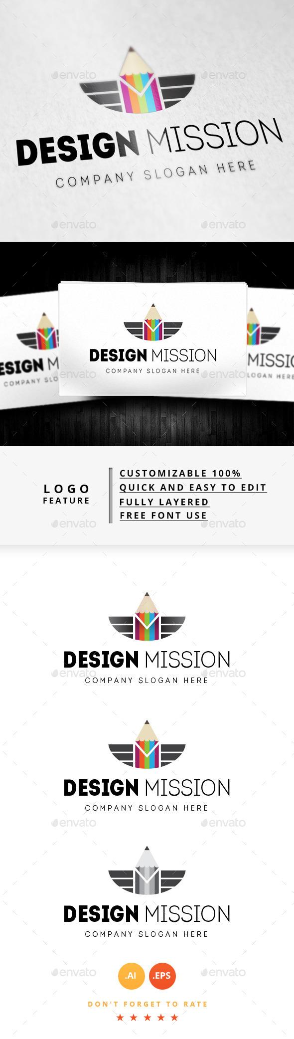 Design Mission Logo - Logo Templates