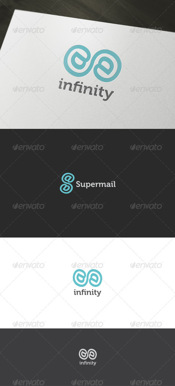 Infinity Logo - Letters Logo Templates