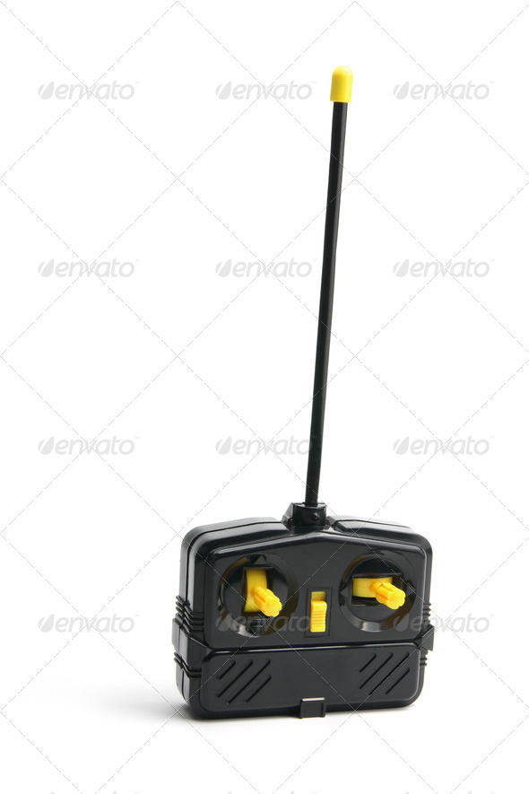 Radio Remote Control - Stock Photo - Images
