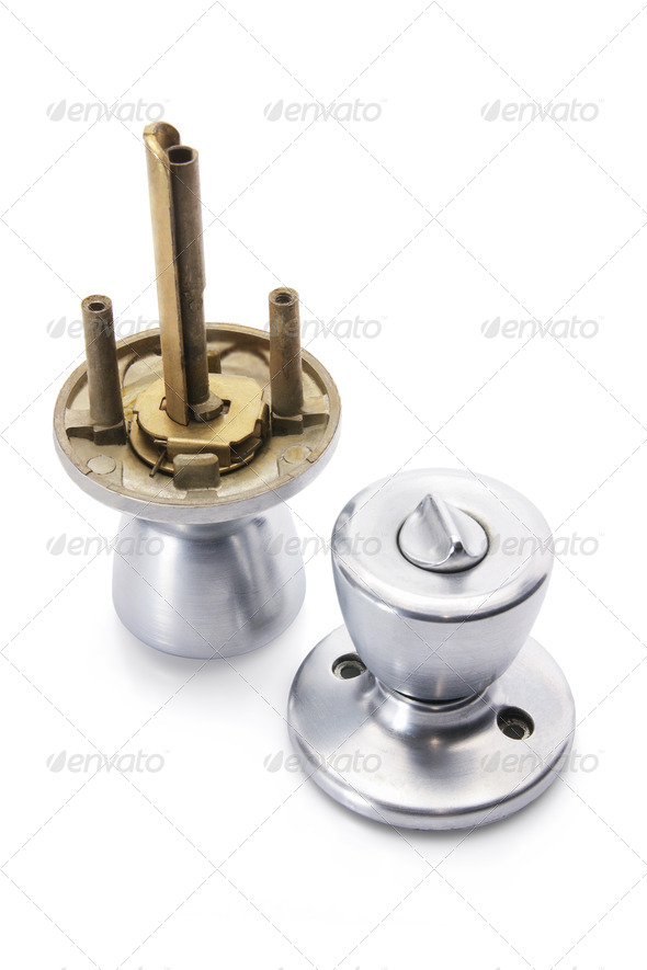 Door Knobs - Stock Photo - Images