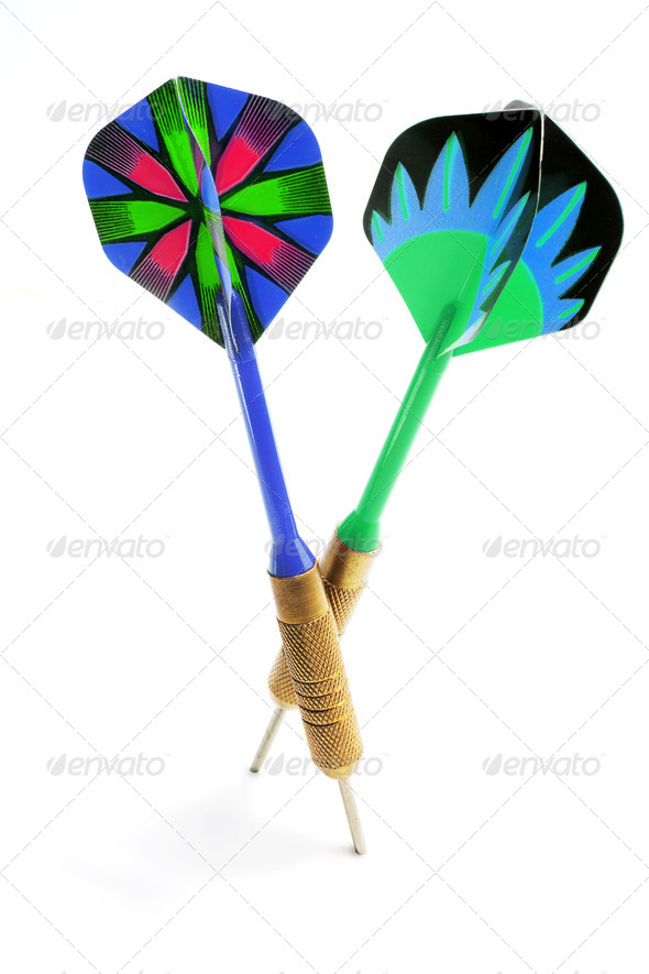Darts - Stock Photo - Images