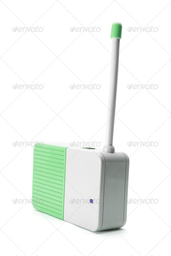 Baby Monitor - Stock Photo - Images