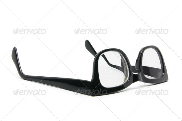 Eye Glasses - Stock Photo - Images