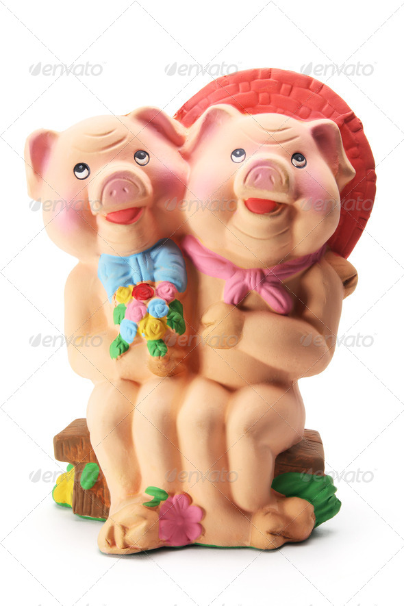 Piggybank - Stock Photo - Images