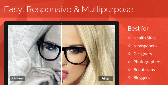 Multipurpose Before After Slider - CodeCanyon Item for Sale