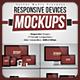 Responsive Devices - Mock-ups