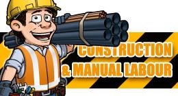 Construction & Manual Labour