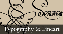 Typography & Lineart
