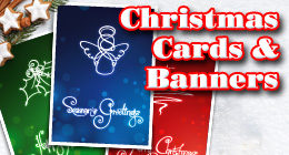 Christmas Cards & Banners