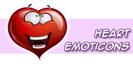 Heart Emoticons