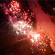 Night Fireworks Aerial - VideoHive Item for Sale