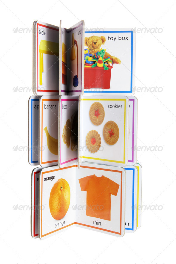 Picture Books - Stock Photo - Images