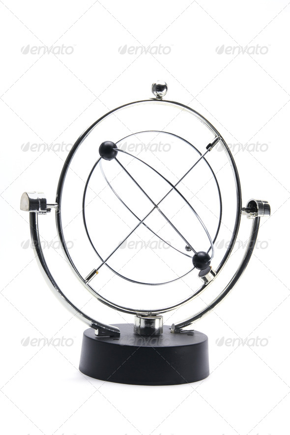 Metal Sphere - Stock Photo - Images