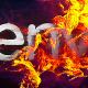 Fire Explosion Logo Reveal - VideoHive Item for Sale