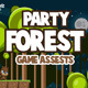 Forest Game Assets - GraphicRiver Item for Sale