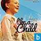 Like a Child Church Flyer - GraphicRiver Item for Sale