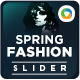 Spring Fashion Sliders - GraphicRiver Item for Sale