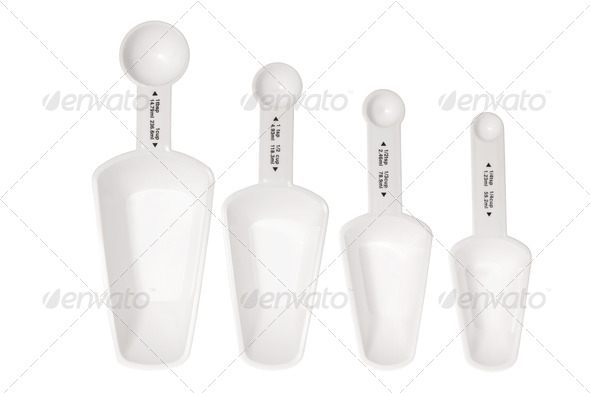 Measuring Spoons - Stock Photo - Images