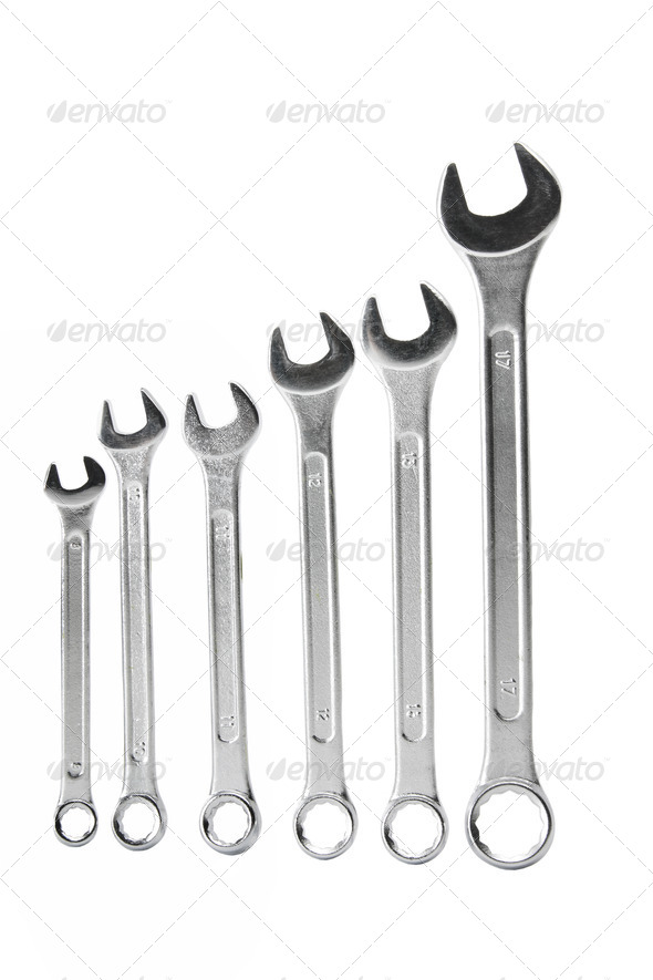 Spanners - Stock Photo - Images