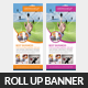Technology Rollup Banner Template