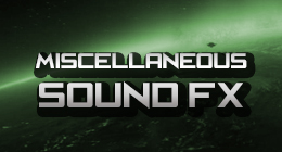 Miscellaneous Sound Effects