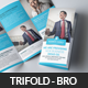 Business Trifold Brochure PSD Template - GraphicRiver Item for Sale