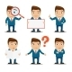 Business Characters Set - GraphicRiver Item for Sale