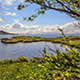 Iceland Sunny Green Grass Blue Sky Fishermen  - VideoHive Item for Sale