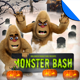 Halloween Monster Bash Flyer Template