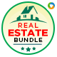 Real Estate Banner Design Bundle - 3 sets - GraphicRiver Item for Sale