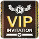 VIP - Invitation