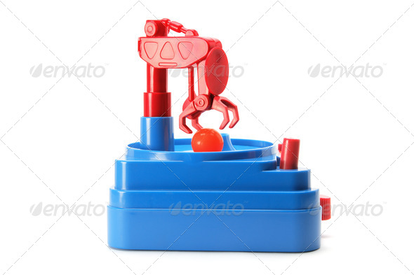 Skill Tester Toy - Stock Photo - Images