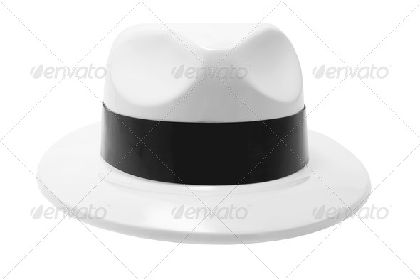 Men's Hat - Stock Photo - Images