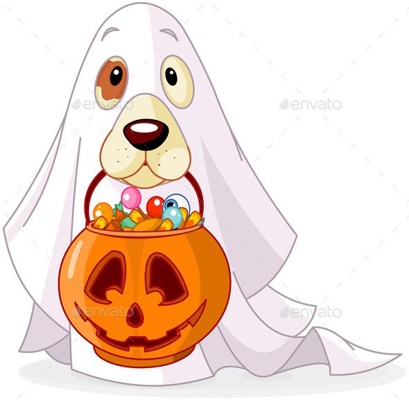 Halloween Dog - Halloween Seasons/Holidays
