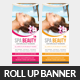 Spa & Beauty Saloon Psd Banners