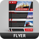 Corporate Flyer Template Vol 33 - GraphicRiver Item for Sale