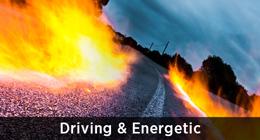 Driving & Energetic