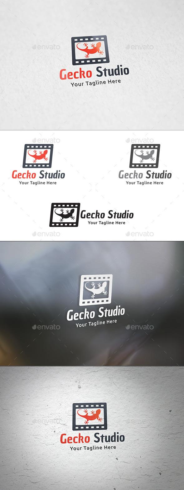 Gecko Studio - Logo Template - Animals Logo Templates