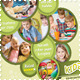 Multipurpose Daycare Flyer Templates - GraphicRiver Item for Sale