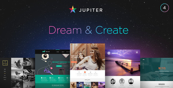 Jupiter – Multi-Purpose Responsive Theme