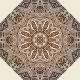 Vintage Ethnic Abstract Mandala Doily Background - GraphicRiver Item for Sale