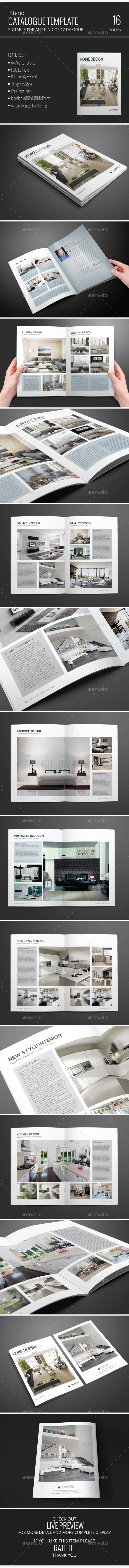 Catalog Template Vol. 03 - Catalogs Brochures